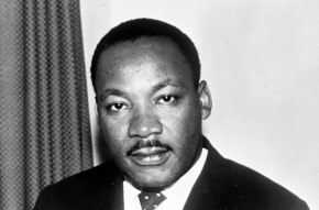 Dr. Martin Luther King — A Letter from OurBishop