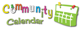 "Community Calendar ""Follow"" us!"