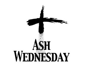 ASH WEDNESDAY SUPPER andSERVICE