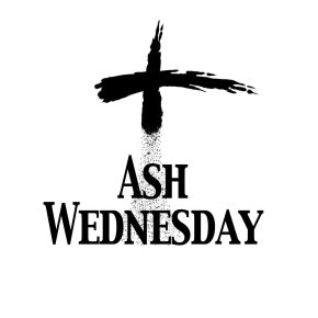 ASH WEDNESDAY SUPPER and SERVICE